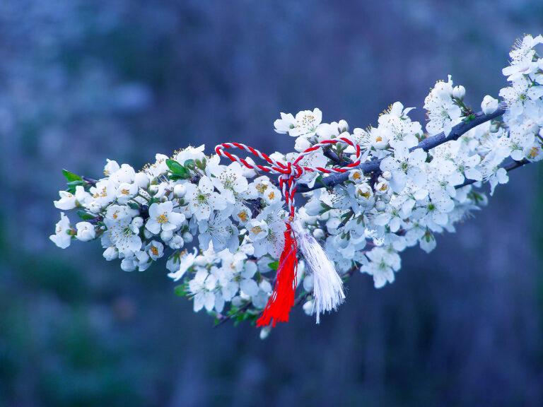 Tradiții și obiceiuri de 1 martie – sărbătoarea primăverii